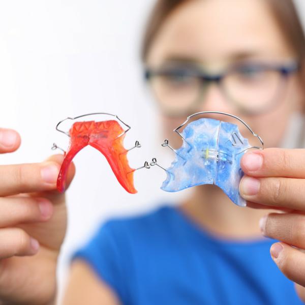 Ortodoncia funcional ejemplos mostrados por Dentista Guadix