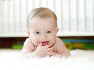 bebé cuando llevar a los niños al dentista