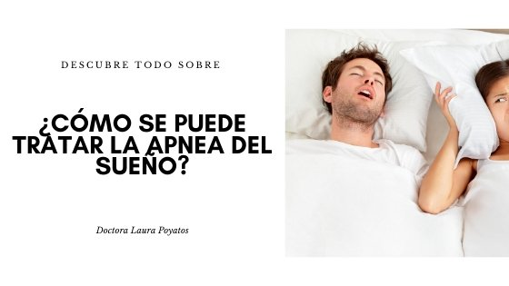 cómo tratar la apnea del sueño