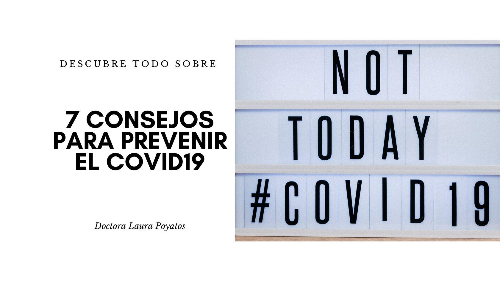 prevenir el covid19
